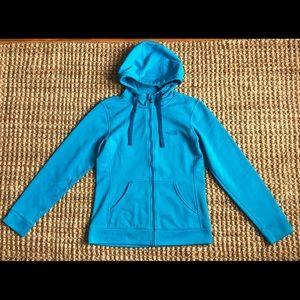 The North Face women's cute full zip hoodie